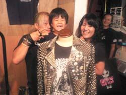"""08月16日(土) \""""DAN-DOH RECORDS\"""" Presents FREE LIVE!! [ KA-KAMI FOREVER!! 2008 ]_f0004730_17302244.jpg"""