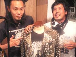 """08月16日(土) \""""DAN-DOH RECORDS\"""" Presents FREE LIVE!! [ KA-KAMI FOREVER!! 2008 ]_f0004730_17305259.jpg"""