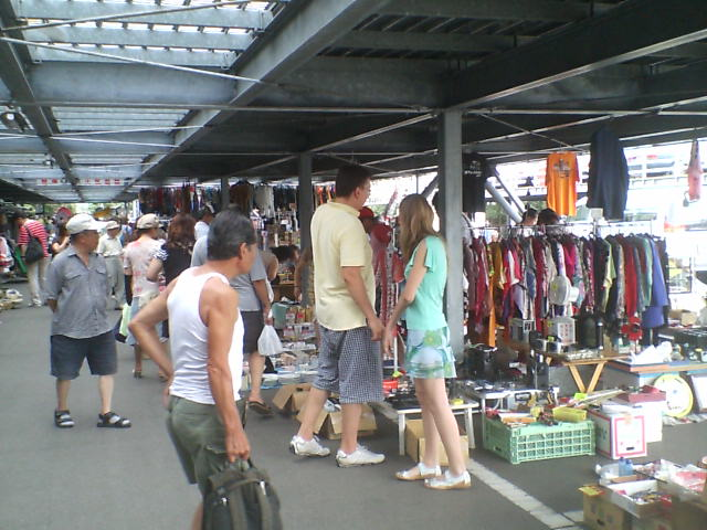 MOTTAINAIフリーマーケット開催報告@大井競馬場_e0105047_16255264.jpg