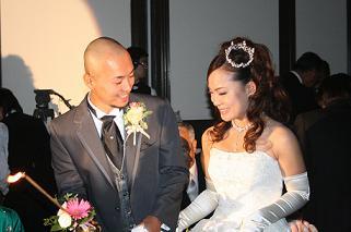 林さんの息子さんの結婚式_a0107574_9392548.jpg