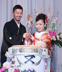 林さんの息子さんの結婚式_a0107574_9394655.jpg