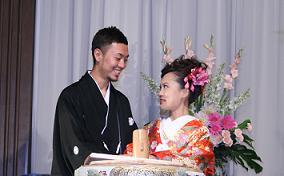 林さんの息子さんの結婚式_a0107574_9404559.jpg