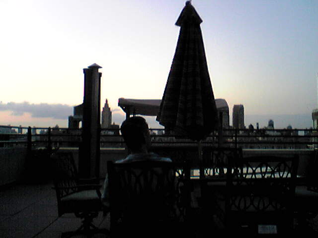 2008 New York Summer Report 1 ~Dawn, 朝焼け~_e0142585_14334878.jpg
