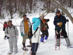 白旗山 冬の観察会(冬の散歩)_c0173813_213295.jpg