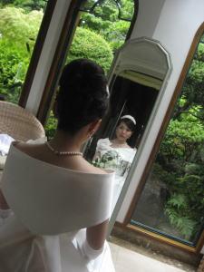 うかい亭WEDDING♪_c0043737_11543980.jpg
