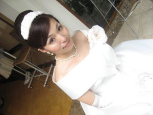 うかい亭WEDDING♪_c0043737_11582970.jpg