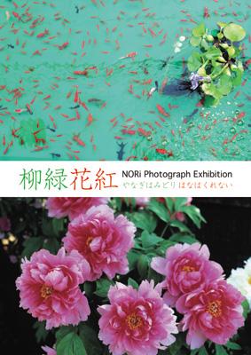 NORi写真展〜柳緑花紅〜_a0017350_044334.jpg