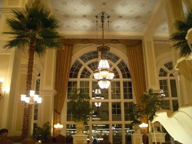 ディズニーランドホテルのカーテン_e0133255_18394717.jpg