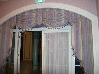 ディズニーランドホテルのカーテン_e0133255_1839843.jpg
