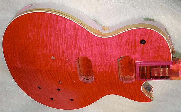 当店初のLP-STD Typeは…See-through Pinkなのダっ!_e0053731_19424469.jpg