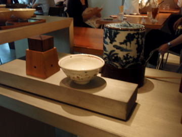 目黒庭園美術館内のカフェ_b0132442_195767.jpg