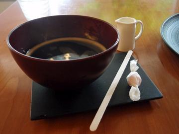 目黒庭園美術館内のカフェ_b0132442_1961093.jpg