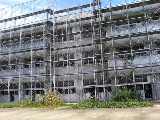 鏡野町立南小学校改修工事_f0151251_148659.jpg