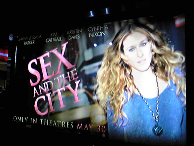 2008 New York Summer Report 5 ~Sex and the City~_e0142585_135092.jpg