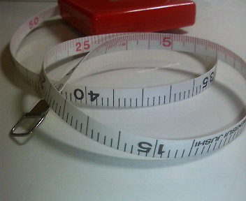 体重よりウエストを測るべし。_f0173885_1511465.jpg