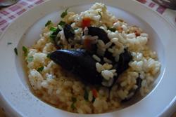 イタリアで焼き魚_f0106597_1153847.jpg