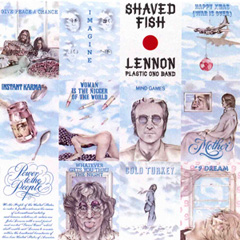 John Lennon / Shaved Fish_d0102724_23335516.jpg