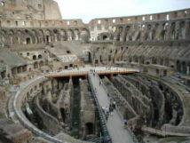 ローマの休日 フォロ・ロマーノ  コロッセオ_a0084343_16224686.jpg