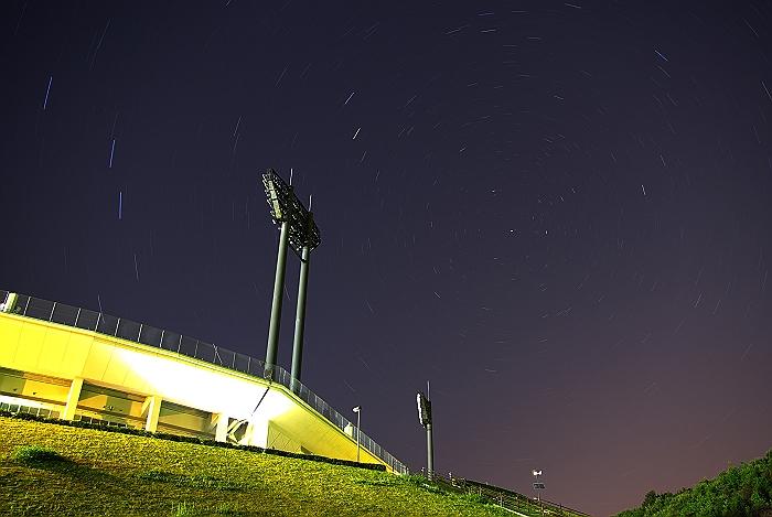 星空としまなみ球場_c0152379_6124324.jpg