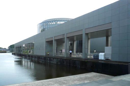 東北歴史博物館 1:今野家住宅 外_e0054299_10304826.jpg