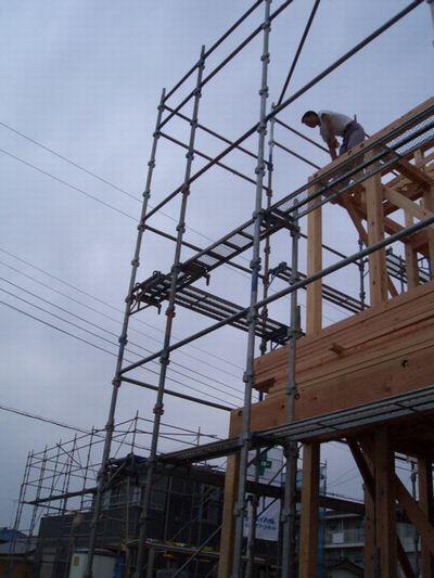 「つくばのOMの家」が上棟しました!_a0059217_183739.jpg
