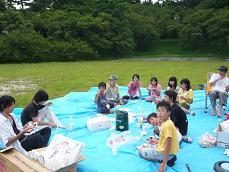 ★キャンプ1日目★_c0112844_1041549.jpg