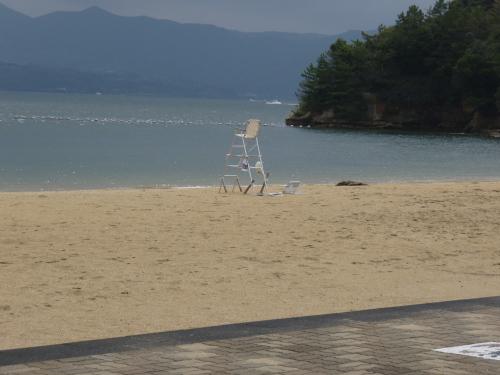 お盆後のビーチ_a0077071_14402440.jpg