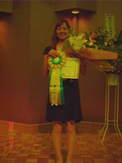 TICA ASIA REAGION AWARD PARTY_e0033609_2124425.jpg