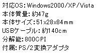 【レビュー】OHM OMO-M15LK_c0004568_2110356.jpg