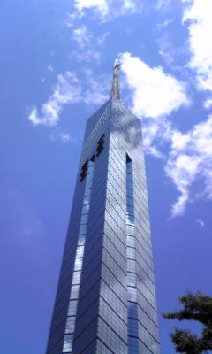 タワーだよ~( ★≧▽)ゞ_e0114246_1583554.jpg