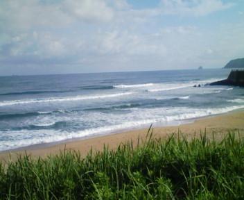 今日の波イン野北_d0076864_13142744.jpg