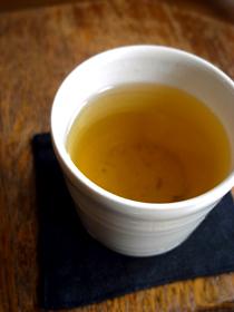 煎茶を炒ってほうじ茶にする_c0110869_21282124.jpg