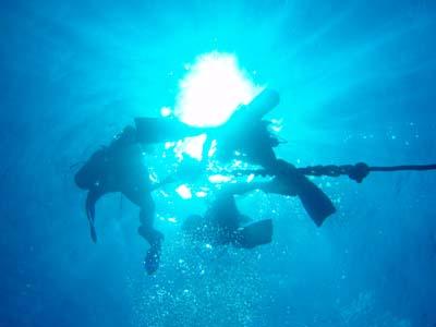 8月25日 体験ダイビング@ラチャヤイ島_d0086871_2171270.jpg