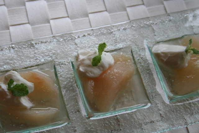 桃の白ワイン煮_f0141419_611446.jpg