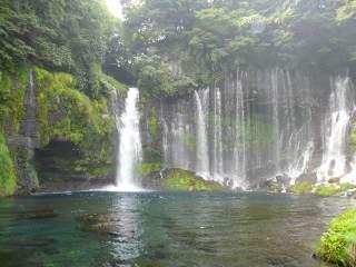 富士宮やきそば、白糸の滝_b0054727_0223267.jpg