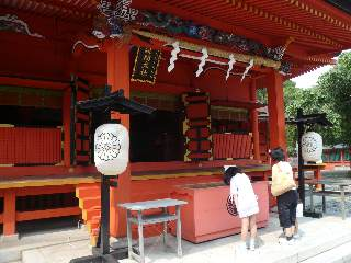 富士宮やきそば、白糸の滝_b0054727_045058.jpg