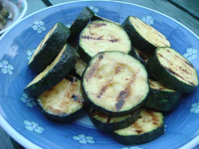 夏野菜で中華晩餐に万歳!_d0100880_2023745.jpg