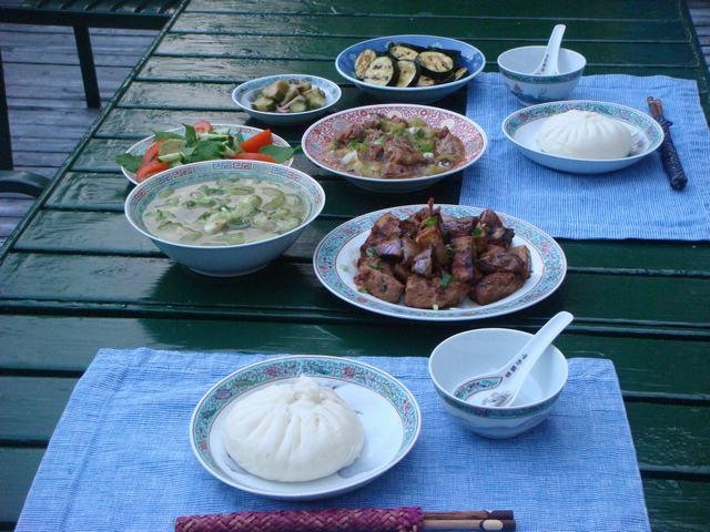 夏野菜で中華晩餐に万歳!_d0100880_2071221.jpg