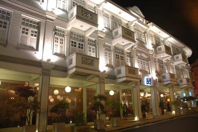 シンガポール、チャイナタウンのお気に入りホテル_b0053082_173347.jpg