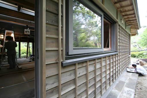 断熱・耐震改修の本荘の家:内装工事_e0054299_14272568.jpg