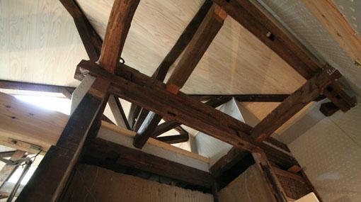 断熱・耐震改修の本荘の家:内装工事_e0054299_1427503.jpg