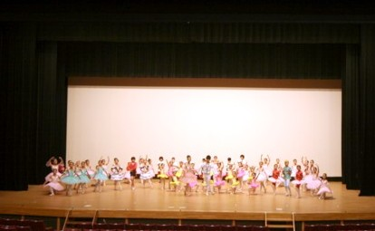 須貝りさクラシックバレエ 第7回オータムバレエコンサート~リハーサル~_d0082356_7284827.jpg