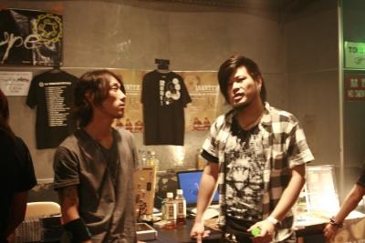 7月31日渋谷O-WEST_b0144406_0301551.jpg