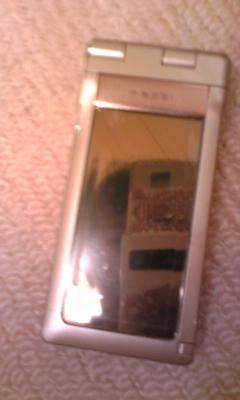 新しい携帯~_e0114246_841398.jpg