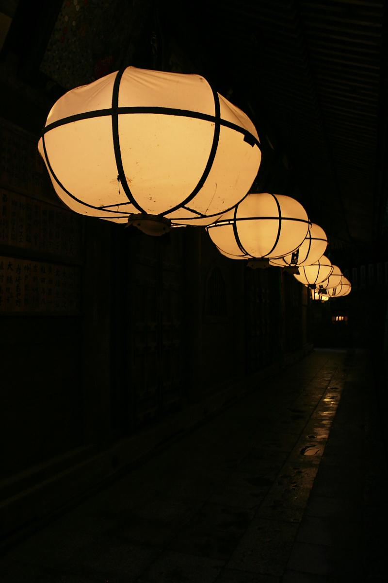 なら燈花会 3  <二月堂>_f0021869_1245342.jpg