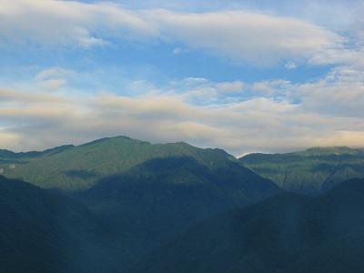 長野県駒ケ根シリーズ  中央アルプスを望む_b0011584_5481925.jpg