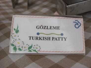 TURKISH PATTY ~トルコ風クレープ~_c0079828_2323156.jpg