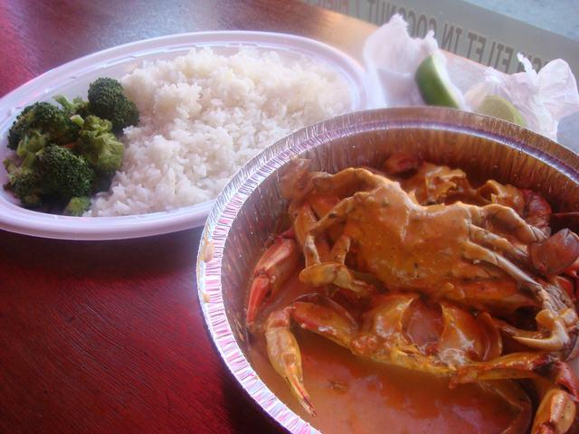カニ料理のBOCA CHICA @ HAREM_d0100880_11275850.jpg