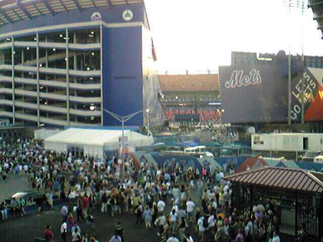 2008 New York Summer Report 6 ~Billy Joel, Last Play at Shea!!~ _e0142585_1240010.jpg