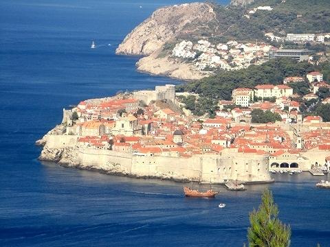 6日目(8/27):クロアチア アドリア海の真珠「ドブロヴニク」(1)_a0039199_21373725.jpg